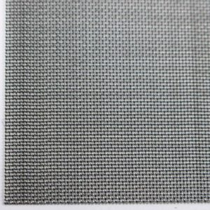 Stainless 1×40 Steel Woven Wire Mesh (filter grading sheet) Metal Silk to Heavy Gauze