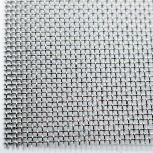 Stainless Steel Woven Wire Mesh Count 10 (21596) 30cm x 30cm