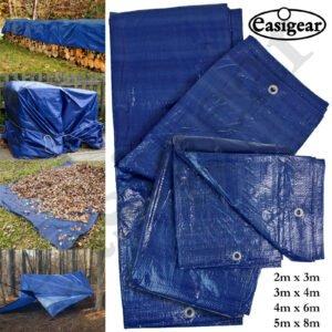 Strong Reinforced Tarpaulin – Waterproof Cover